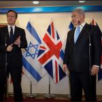 Cameron og Netanyah