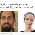 Fatah tager ansvar for terror